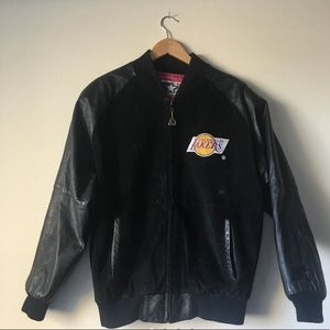 Lakers Varsity Jacket M